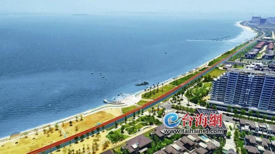 厦门环东海域新城:产城融合发展 美丽典范新城