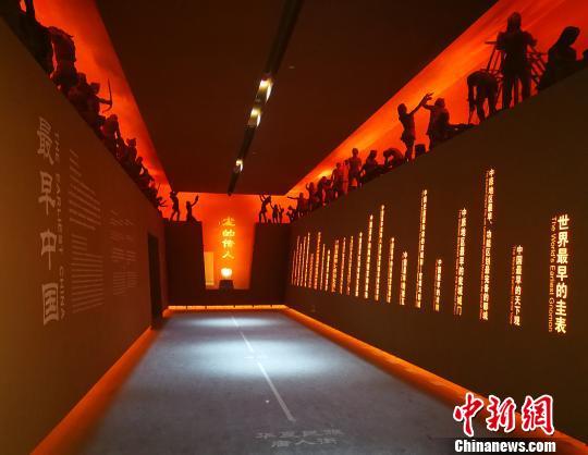 山西临汾博物馆即将开馆三千余件珍贵文物亮相