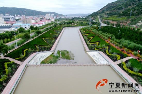 【壮美黄河行】清流河水利风景区:水清景美润隆德