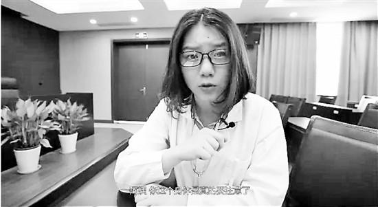"""""""戏精小姐姐"""":劝老人远离保健品诈骗 她拍视频一人分饰多角"""