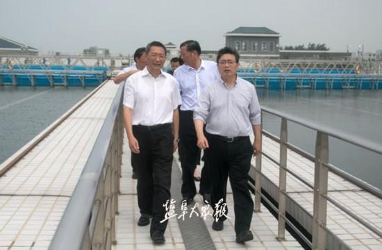 蒋卓庆调研盐城:提高政治站位 强化责任担当