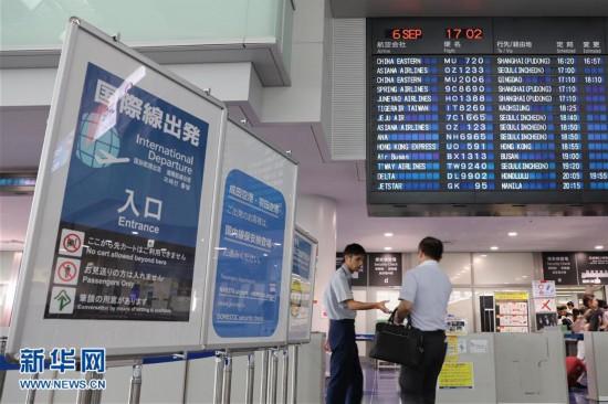 (國際)(1)多家航空公司在日本增開赴中國臨時航班