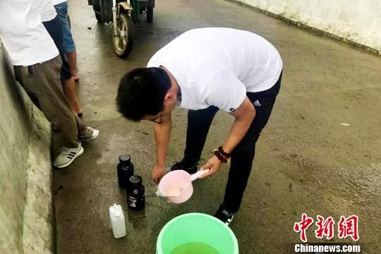 安徽回应洪泽湖鱼蟹死亡:受特大暴雨自然洪灾导致