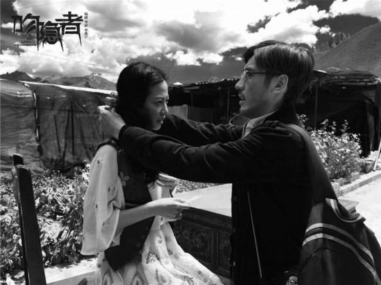 谭卓新片《吻隐者》上映 讲述高原爱情故事