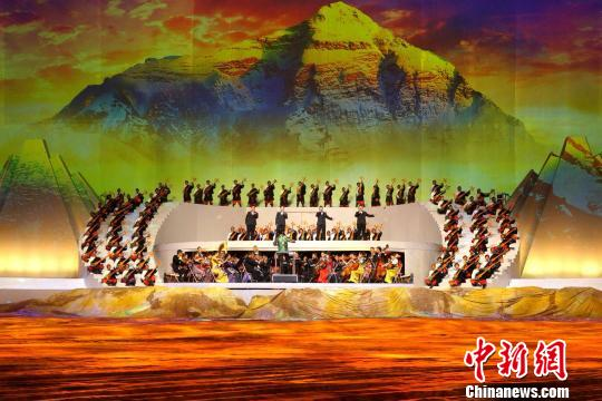第四屆藏博會開幕