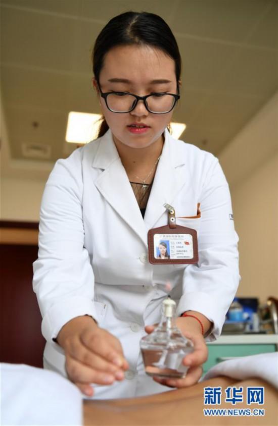 (医卫)(6)广西国际壮医医院即将正式运营