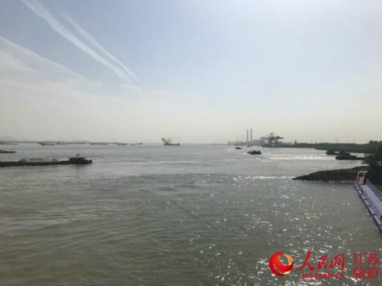 海事一周:长江六圩河口红色联盟推动基层党建