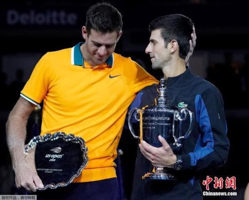 德约科维奇3:0战胜德尔波特罗,夺得美网冠军。