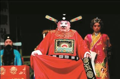 经典豫剧《七品芝麻官》10月11日唱响南通