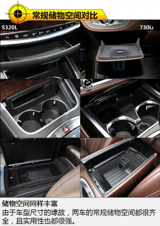 80万买一线豪华旗舰车型 奔驰S320L对宝马730Li-图2