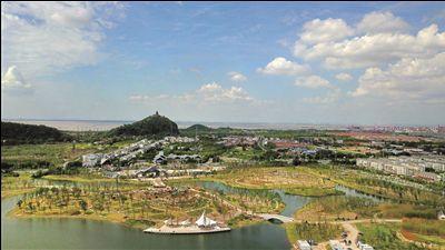南通植物园整体建设已近尾声 总面积约125公顷