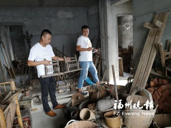 福州豐收節可體驗農耕文化 將展示2000多件傳統農具
