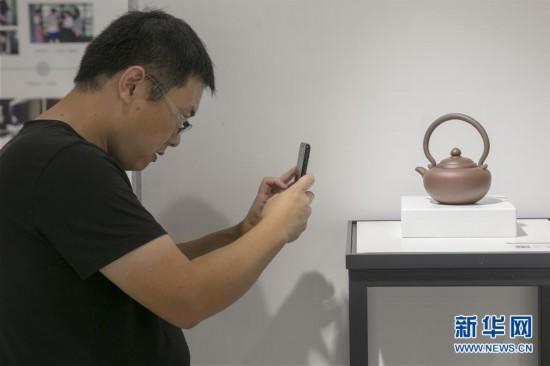 #(文化)(1)无锡举办中国非遗传承人群研培计划学员结业作品展