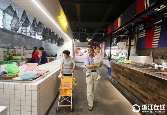 杭州:国际知名设计师改造老菜场