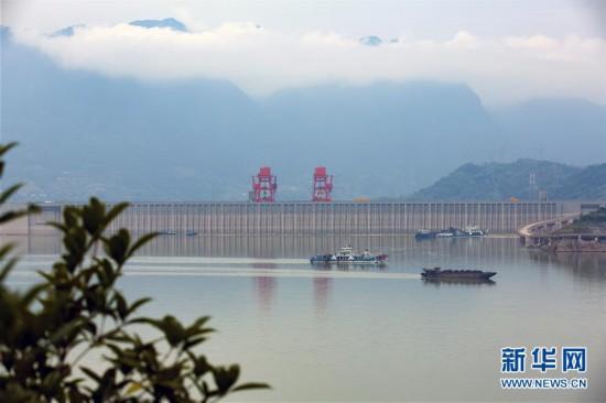 #(社會)(1)三峽水庫今年175米實驗性蓄水正式啟動