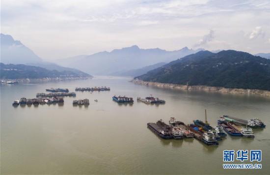 #(社会)(2)三峡水库今年175米实验性蓄水正式启动