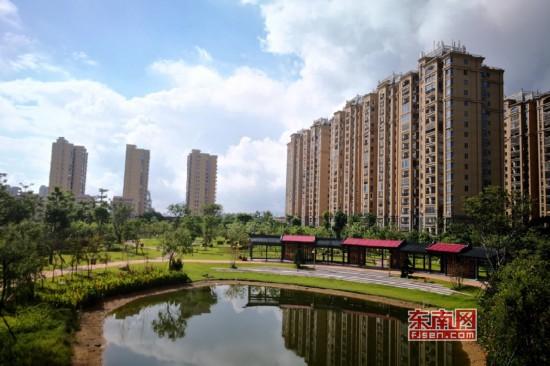荒廢的橋下空地 打造出漳州龍海最大的濕地公園