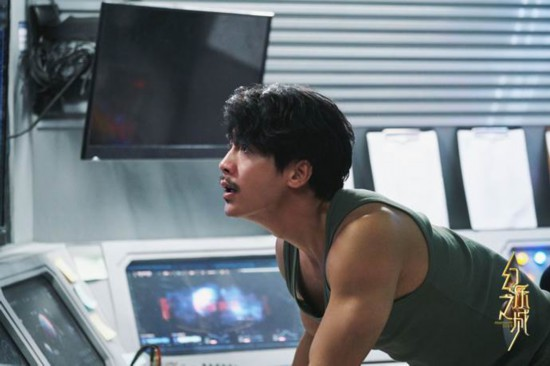 《幻乐之城》李沁另类视角新挑战 杜淳震撼打造外太空奇遇记