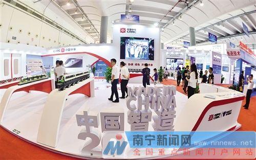 第15屆中國—東盟博覽會拉開帷幕 東盟展品悉數亮相