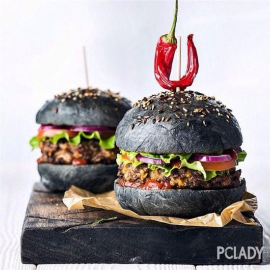 不得了!长肉也要吃的汉堡!