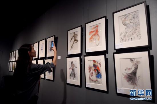 (文化)(1)首届中国舞蹈艺术大展亮相国家大剧院
