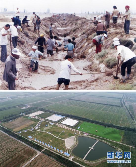 (新华全媒头条・图文互动)(5)中国扶贫的西海固答卷――宁夏奋进60年巡礼之脱贫攻坚篇