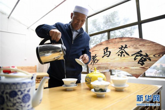 (新华全媒头条・图文互动)(1)中国扶贫的西海固答卷――宁夏奋进60年巡礼之脱贫攻坚篇