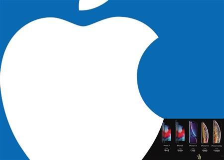 苹果新品发布股价反下跌产品变动不大所致?
