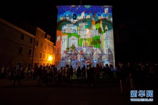 (XHDW)(1)克罗地亚普拉举行视觉艺术节
