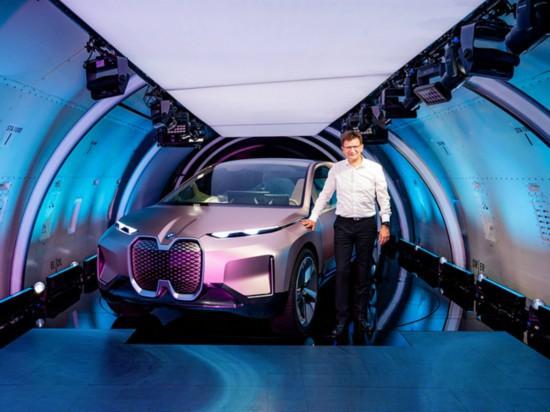 BMW Vision iNEXT亮相 2021年量产