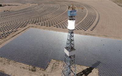 青海省逐步形成世界级新能源基地