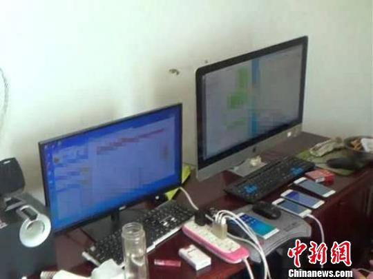 内蒙古警方破获特大网络赌博案涉案金额超3000万