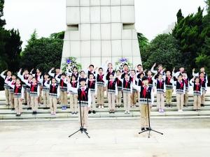 9月18日宿迁泗洪开展爱国主义教育活动