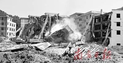 广州增城:把治违与重大项目建设相结合