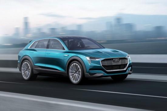 奥迪2025年前将推12款电动车 基于4大平台