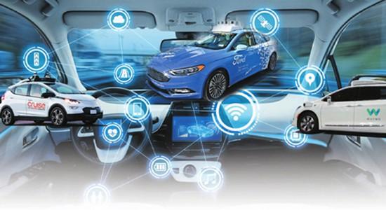 提交安全报告不积极自动驾驶汽车测试在美惹争议