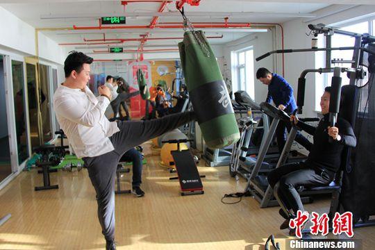 """融入北京台湾青年创客从""""37度公寓""""出发"""
