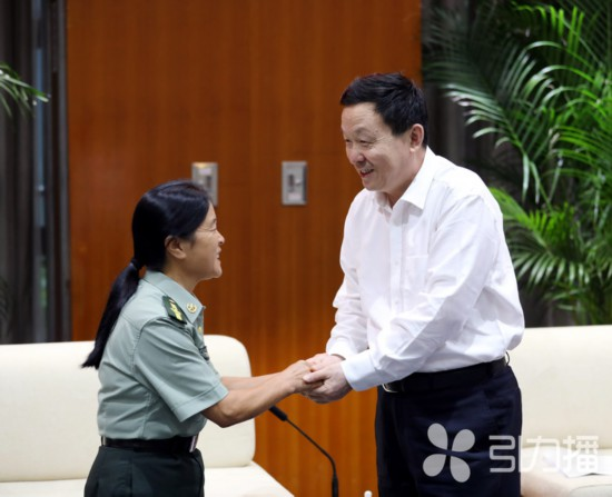 王继才先进事迹报告会在苏州举行 周乃翔会见报告团一行