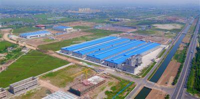江苏靖江精密制造产业园50%以上项目年内竣工