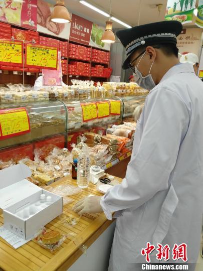 北京加大食品安全检查力度2批次样品抽检不合格