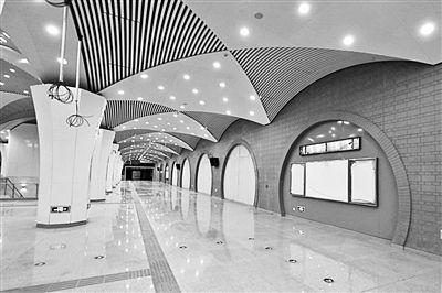 北京3条地铁年底通车试运营