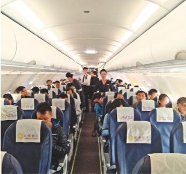 """武汉新增直飞山南航班 旅客往返鄂藏不再""""起早贪黑"""""""