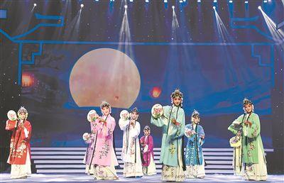 2018江苏中秋戏曲晚会在南京开幕