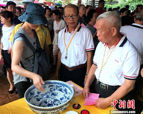 台湾写真:台湾中秋欢乐多 家家户户话团圆