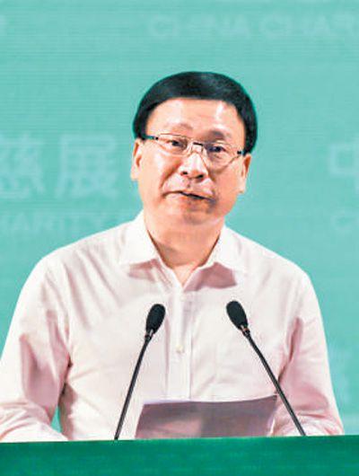 深圳市市长陈如桂:强化对口支援 促进精准扶贫