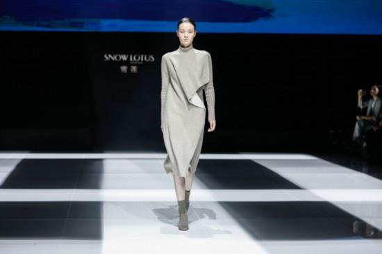 雪莲201920秋冬羊绒针织流行趋势发布