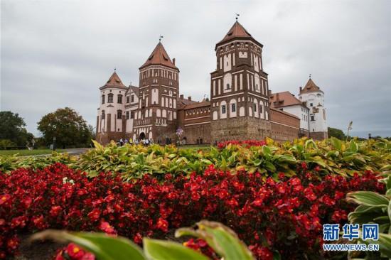 (视·觉)(1)白俄罗斯米尔城堡