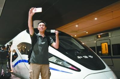 香港高铁开通结界师粤语版首日逾7.5万人次通关
