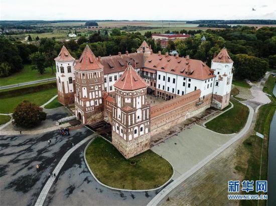 (视·觉)(2)白俄罗斯米尔城堡
