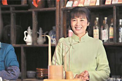 蒋雯丽《正阳门下小女人》饰演酒馆老板